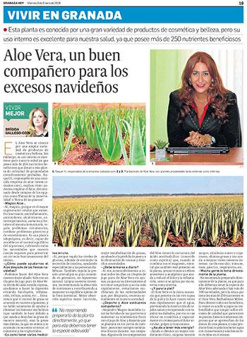 Entrevista Granada HOY