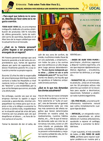 Entrevista Guía Local