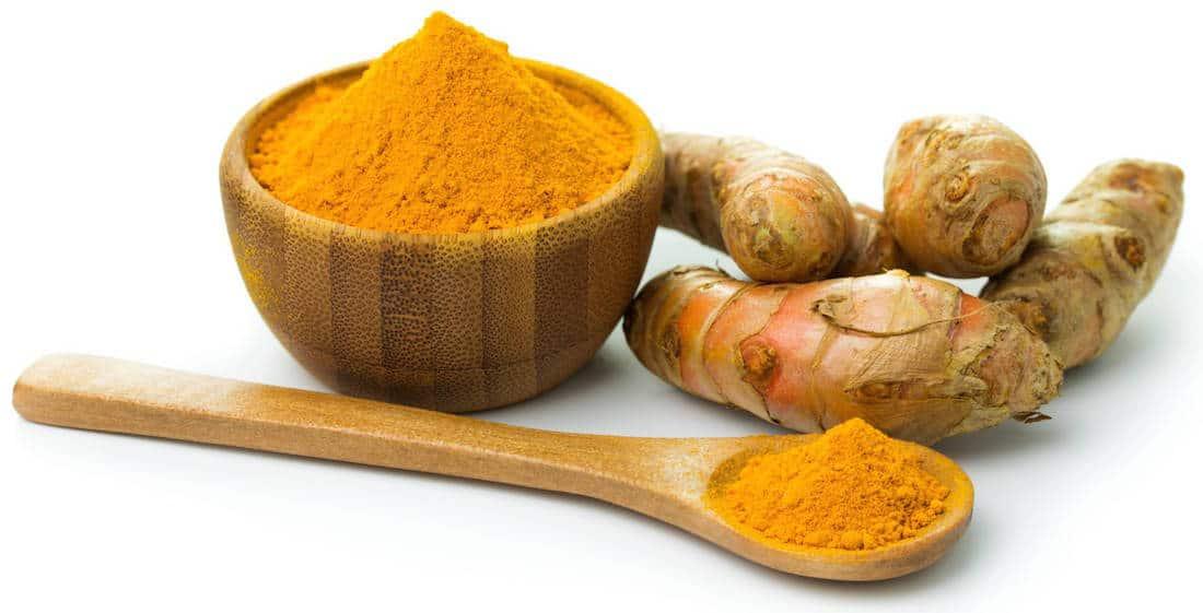 Curcuma - fortalece tu sistema inmunitario
