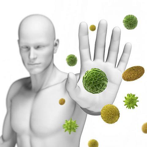 Fortalece tu sistema inmunitario