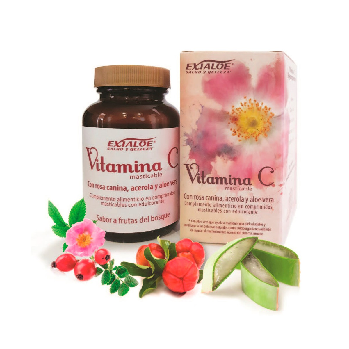 Vitamina c exialoe